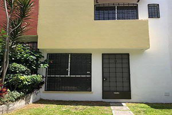Foto de casa en renta en  , ampliación 10 de abril, temixco, morelos, 18413403 No. 01