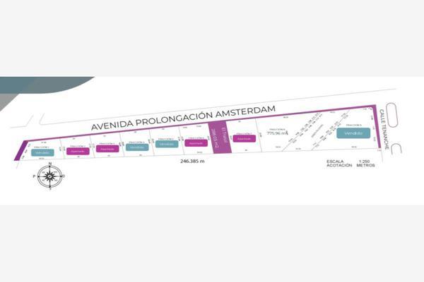 Foto de terreno comercial en venta en ampliacion amsterdam 651, jardines de la corregidora, corregidora, querétaro, 21484575 No. 01