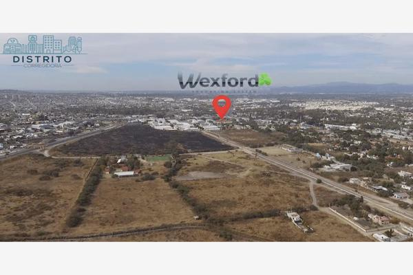 Foto de terreno comercial en venta en ampliacion amsterdam 651, jardines de la corregidora, corregidora, querétaro, 21484575 No. 05