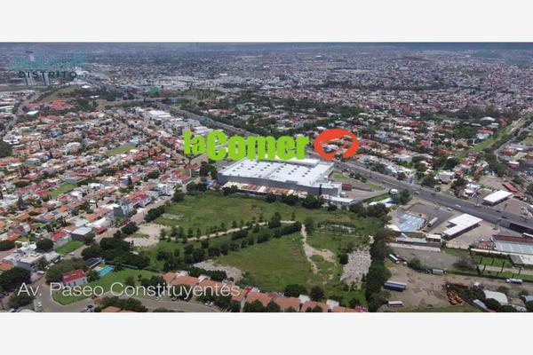 Foto de terreno comercial en venta en ampliacion amsterdam 651, jardines de la corregidora, corregidora, querétaro, 21484575 No. 07