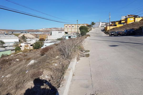 Foto de terreno habitacional en venta en  , ampliación benito juárez, playas de rosarito, baja california, 8043093 No. 06