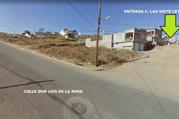 Foto de terreno habitacional en venta en  , ampliación benito juárez, playas de rosarito, baja california, 8043093 No. 15