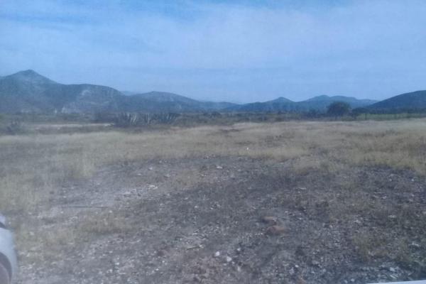Foto de terreno habitacional en venta en ampliación de cerro prieto , cerro prieto, cadereyta de montes, querétaro, 0 No. 05