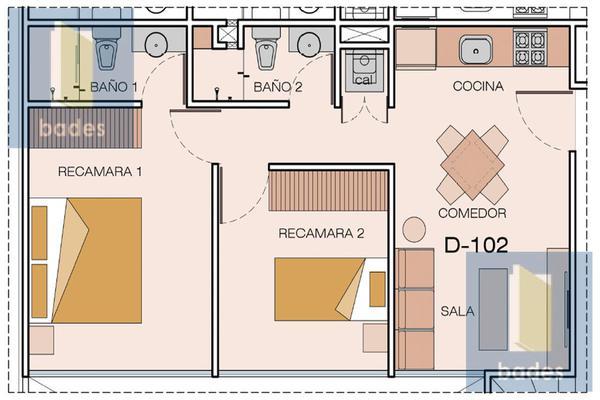 Foto de departamento en venta en  , ampliación del gas, azcapotzalco, df / cdmx, 9273962 No. 15