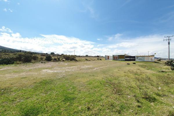 Foto de terreno habitacional en venta en  , ampliación del trabajo, tepeapulco, hidalgo, 10013857 No. 10