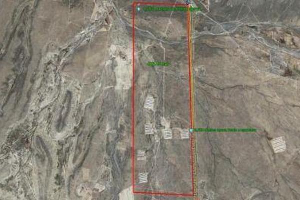 Foto de terreno habitacional en venta en  , ampliación el escorial, ramos arizpe, coahuila de zaragoza, 8115185 No. 01