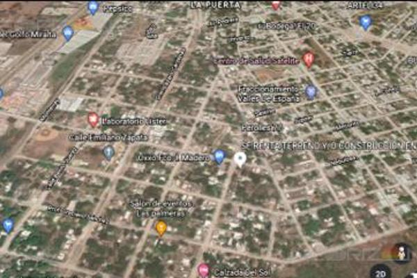 Foto de terreno habitacional en renta en  , ampliación francisco i madero, altamira, tamaulipas, 17374304 No. 02