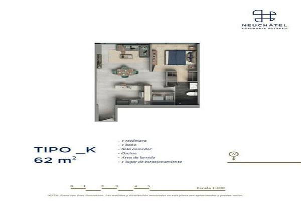 Foto de departamento en venta en  , ampliación granada, miguel hidalgo, df / cdmx, 8093097 No. 12