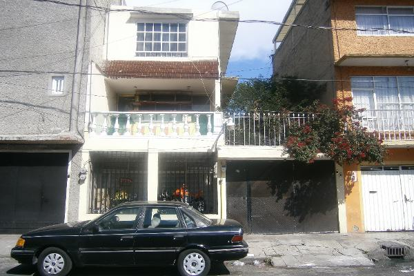 Foto de casa en venta en  , ampliación guadalupe proletaria, gustavo a. madero, distrito federal, 2637306 No. 01
