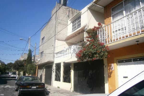 Foto de casa en venta en  , ampliación guadalupe proletaria, gustavo a. madero, distrito federal, 2637306 No. 02