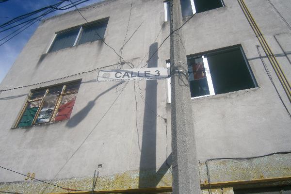 Foto de casa en venta en  , ampliación guadalupe proletaria, gustavo a. madero, distrito federal, 2637306 No. 04