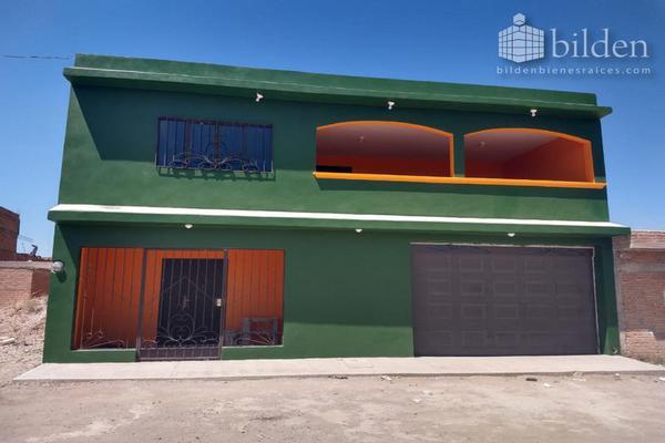 Foto de casa en venta en  , ampliación héctor mayagoitia domínguez, durango, durango, 7173599 No. 01