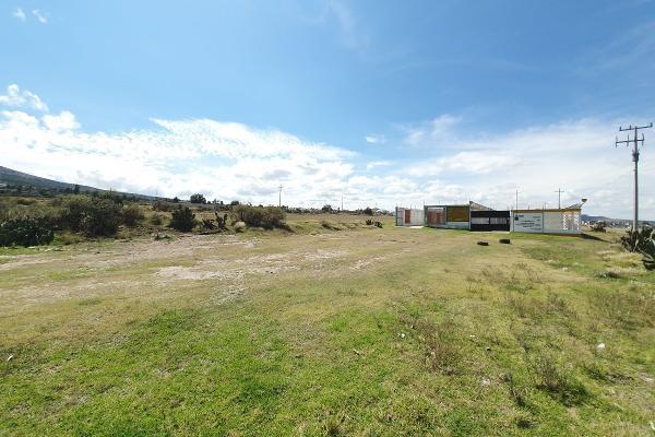 Foto de terreno habitacional en venta en  , ampliación josé maría pino suárez, tepeapulco, hidalgo, 10013857 No. 10