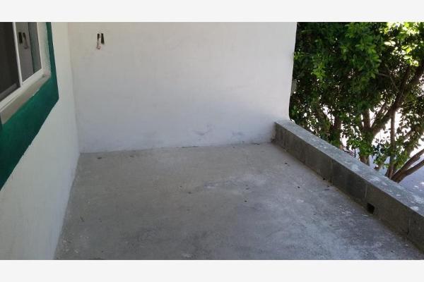 Foto de casa en venta en ampliacion los nogales 000 0000, infonavit los nogales, garcía, nuevo león, 7493171 No. 24