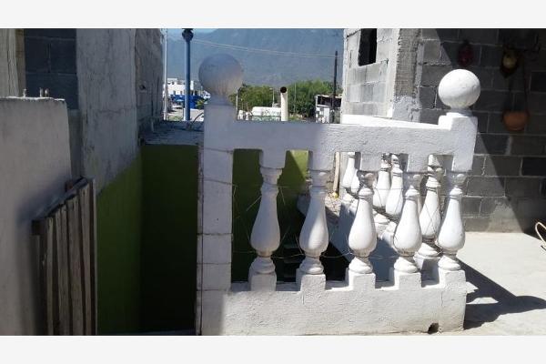 Foto de casa en venta en ampliacion los nogales 000 0000, infonavit los nogales, garcía, nuevo león, 7493171 No. 25
