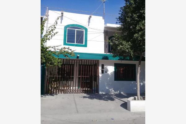 Foto de casa en venta en ampliacion los nogales 000 0000, villas de los nogales, garcía, nuevo león, 7493171 No. 01