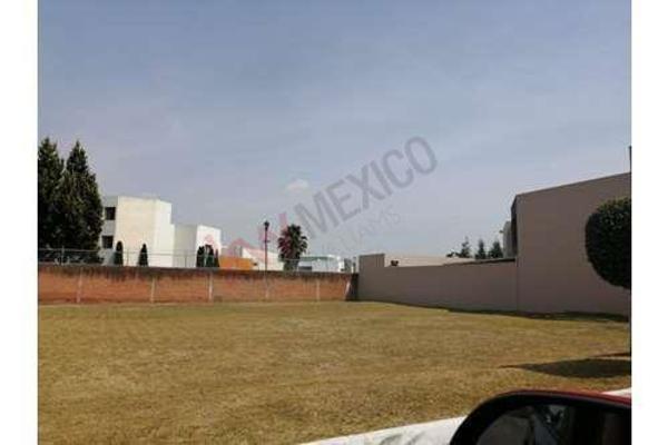 Foto de terreno habitacional en venta en  , ampliación momoxpan, san pedro cholula, puebla, 8852147 No. 10