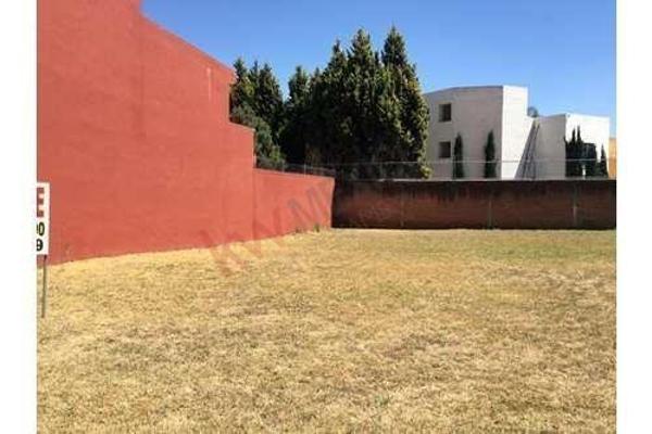 Foto de terreno habitacional en venta en  , ampliación momoxpan, san pedro cholula, puebla, 8852147 No. 12