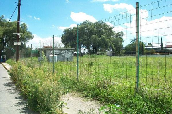 Foto de terreno habitacional en venta en  , ampliación progreso guadalupe victoria, ecatepec de morelos, méxico, 9599818 No. 01