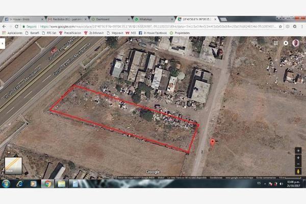 Foto de terreno habitacional en venta en  , ampliación san pablo de las salinas, tultitlán, méxico, 0 No. 02