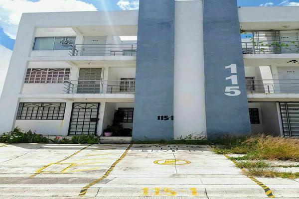 Foto de departamento en venta en  , ampliación san pascual, morelia, michoacán de ocampo, 0 No. 01