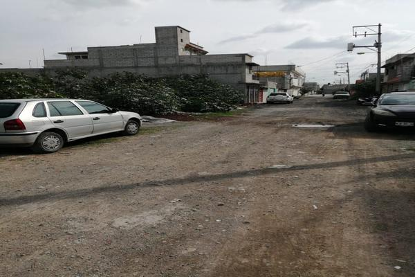 Foto de terreno habitacional en venta en  , ampliación santa maría tulpetlac, ecatepec de morelos, méxico, 18436658 No. 01