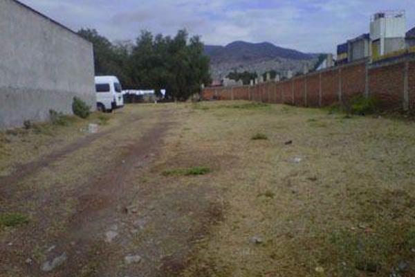 Foto de terreno habitacional en venta en  , ampliación santa maría tulpetlac, ecatepec de morelos, méxico, 7767018 No. 04
