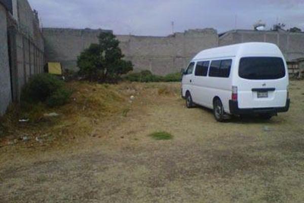 Foto de terreno habitacional en venta en  , ampliación santa maría tulpetlac, ecatepec de morelos, méxico, 7767018 No. 05