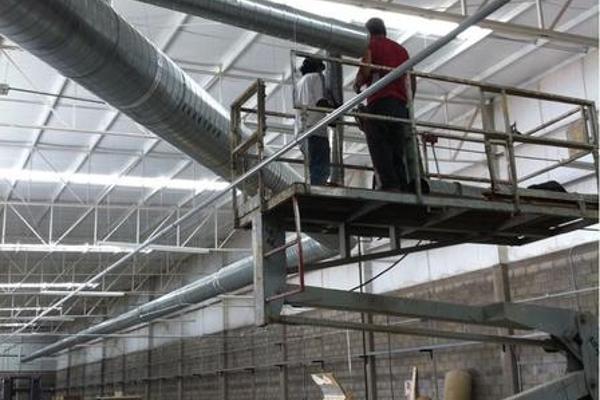 Foto de nave industrial en renta en  , ampliación el fresno, torreón, coahuila de zaragoza, 8065350 No. 02