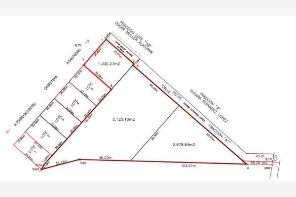 Foto de terreno habitacional en venta en  , ampliación senderos, torreón, coahuila de zaragoza, 5876198 No. 01