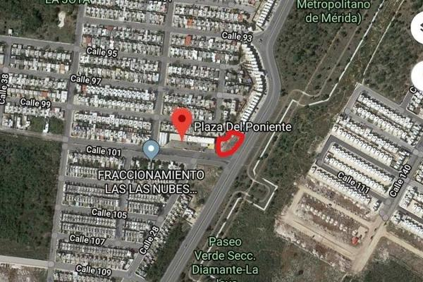 Foto de terreno habitacional en venta en  , ampliación tixcacal opichen, mérida, yucatán, 7535585 No. 02