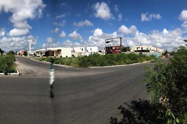 Foto de terreno habitacional en venta en  , ampliación tixcacal opichen, mérida, yucatán, 7535585 No. 03