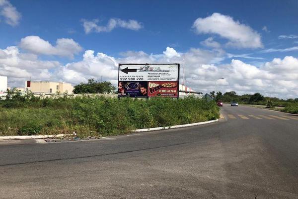 Foto de terreno habitacional en venta en  , ampliación tixcacal opichen, mérida, yucatán, 7535585 No. 04