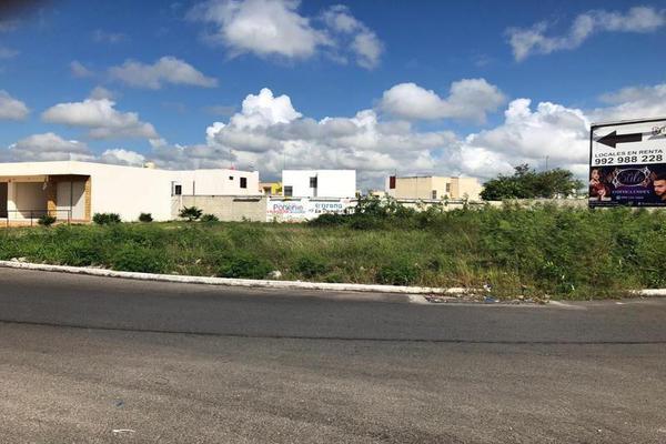 Foto de terreno habitacional en venta en  , ampliación tixcacal opichen, mérida, yucatán, 7535585 No. 05