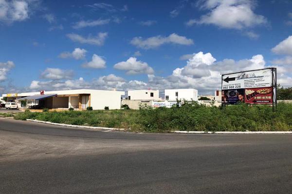 Foto de terreno habitacional en venta en  , ampliación tixcacal opichen, mérida, yucatán, 7535585 No. 06