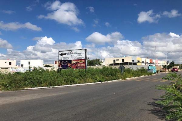 Foto de terreno habitacional en venta en  , ampliación tixcacal opichen, mérida, yucatán, 7535585 No. 07