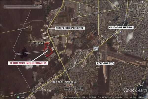 Foto de terreno habitacional en venta en  , ampliación tixcacal opichen, mérida, yucatán, 8067833 No. 03