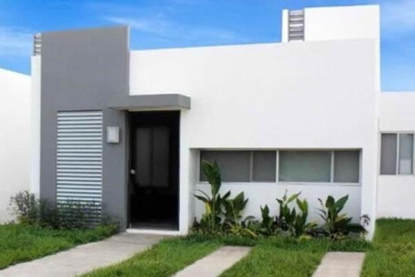 Foto de casa en venta en  , ampliación tixcacal opichen, mérida, yucatán, 8100340 No. 01
