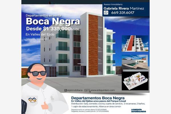 Foto de departamento en venta en  , ampliación valle del ejido, mazatlán, sinaloa, 0 No. 01