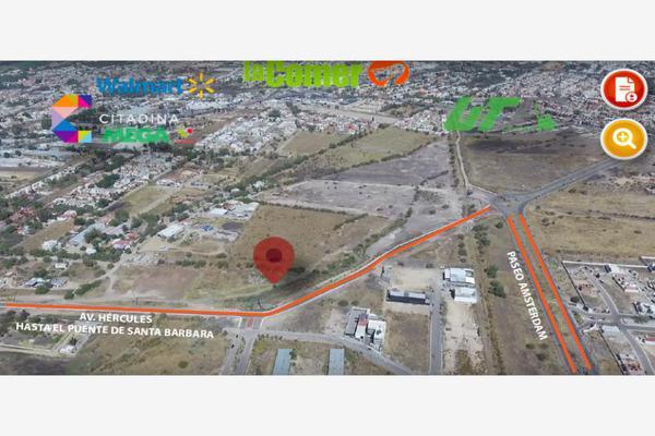 Foto de terreno comercial en venta en amsterdam 002, ámsterdam, corregidora, querétaro, 8032590 No. 04