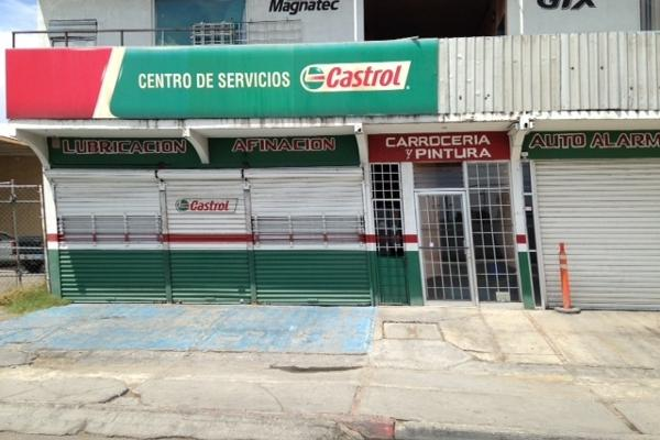 Foto de edificio en venta en anahuac , centro cívico, mexicali, baja california, 704335 No. 01