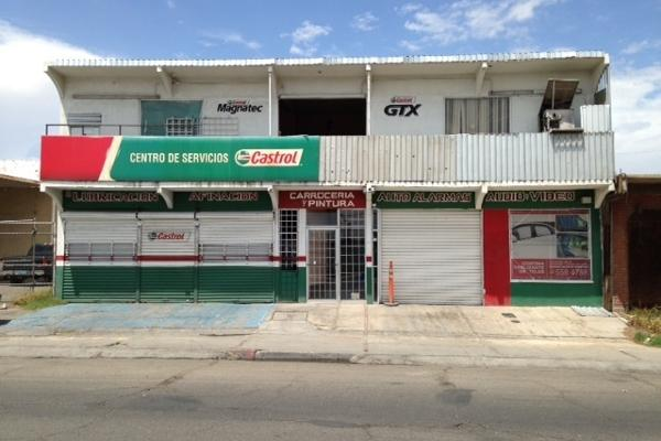 Foto de edificio en venta en anahuac , centro cívico, mexicali, baja california, 704335 No. 02
