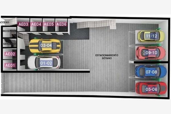 Foto de casa en venta en  , anahuac i sección, miguel hidalgo, df / cdmx, 3483207 No. 03