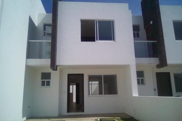 Foto de casa en venta en anáhuac , ignacio romero vargas, puebla, puebla, 5835390 No. 01