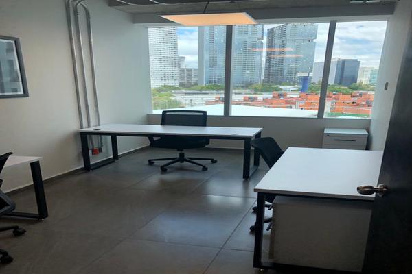 Foto de oficina en renta en  , anahuac ii sección, miguel hidalgo, df / cdmx, 18354453 No. 01