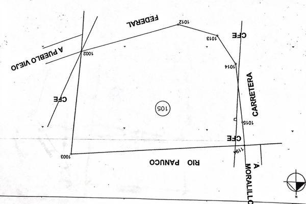 Foto de terreno habitacional en venta en  , anáhuac, pueblo viejo, veracruz de ignacio de la llave, 13352824 No. 08