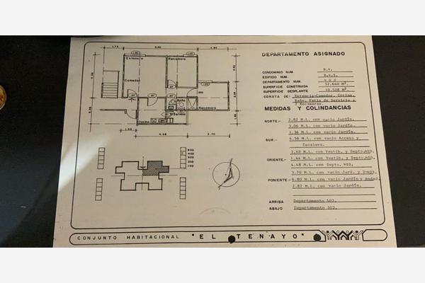 Foto de departamento en venta en andador 2 b-4 edificio b 4-5 1, el tenayo centro, tlalnepantla de baz, méxico, 19253805 No. 04