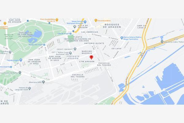 Foto de casa en venta en andador 687 36, c.t.m. aragón, gustavo a. madero, df / cdmx, 17463581 No. 03
