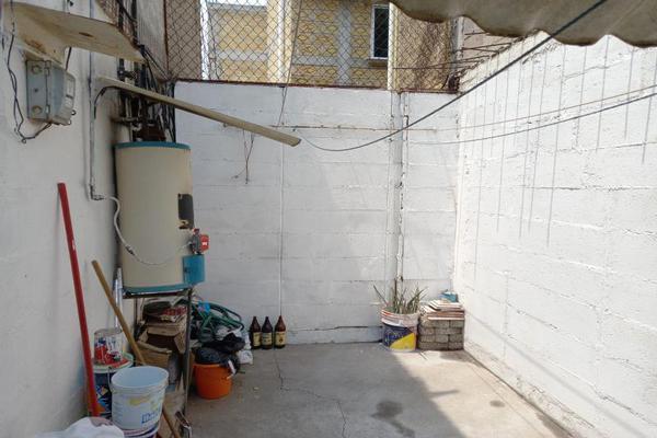 Foto de casa en venta en andador artemio venegas manzana ii 14, la colmena, iztapalapa, df / cdmx, 0 No. 14