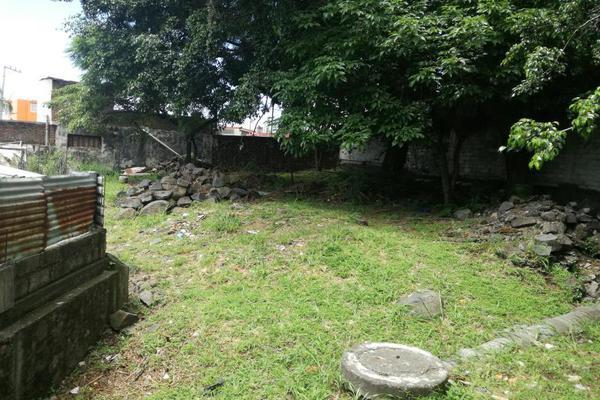 Foto de terreno habitacional en venta en andador el venado , teopanzolco, cuernavaca, morelos, 5823154 No. 02